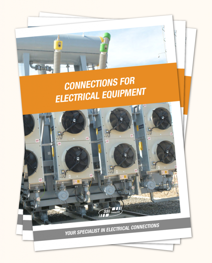 SBI CONNECTORS DOCUMENT CONNECTIONS FOR ELECTRICAL EQUIPMENT