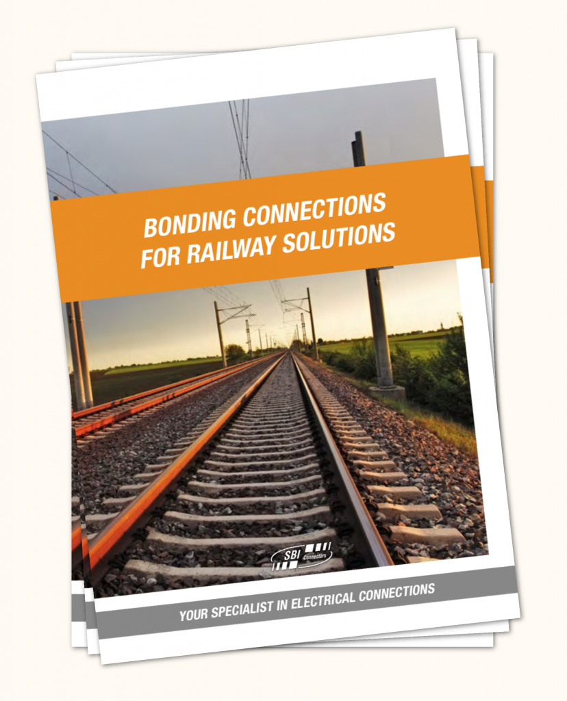 SBI CONNECTORS DOCUMENT BONDING CONNECTIONS FOR RAILWAY SOLUTIONS
